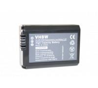 SONY NP-FW50 7,2V 950mAh / 6,84Wh  (800101954)