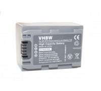 SONY NP-FP50 7,2V 950mAh / 6,84Wh (500292300)