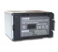 PANASONIC CGR-D220 D16s NV-DS99 7,2V 3200mAh / 23,1Wh (500293700)