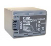 SONY NP-FP50 7,2V 1900mAh / 13,68Wh ( 500292800)