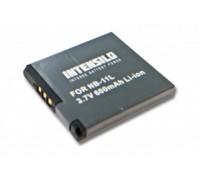 INTENSILO Baterija miniDV CANON NB-11L NB11L 3,7V 600mAh (800108235)