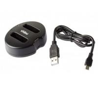 Kroviklis USB Pentax D-Li50 / Samsung SLB-1674 (800114539)