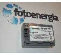 SONY NP-FP50 7,2V 680mAh / 4,9Wh (AK25)TR