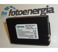 SAMSUNG BP80W 80W SC-D385 VP-DX105i 7,4V 800mAh / 5,9Wh (AK70)