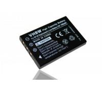 FUJI NP-60 NP60 A1812A L1812A 3,7V 1000mAh / 3,7Wh (500261700)