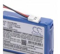 CTMS Eurodetector 7,4V 1000mAh (800117086)