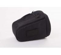 Kameros dėklas, maišas - poliesteris, juodas - 215 x 155 x 97 mm (800110704)