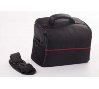 Kameros dėklas, maišelis - poliesteris, pilka - 180 x 107 x 150 mm (800111174)