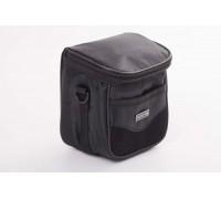 Kameros dėklas, maišas - poliesteris, juodas - 130 x 130 x 90 mm (800111176)