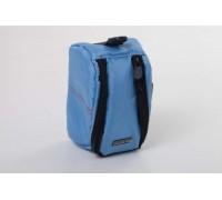 Kameros dėklas, maišas - poliesteris, šviesiai mėlynas - 153 x 86 x 81 mm (800111973)
