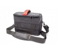 Kameros dėklas, krepšys - raudonas / juodas - 265 mm x 230 mm x 136 mm (800114738)