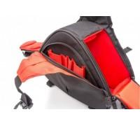 Kameros dėklas, krepšys - raudonas / juodas - 325 mm x 255 mm x 109 mm mm (800114739)