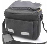 Kameros dėklas, maišas - poliesteris, pilka - 300 x 230 x 140 mm (800109374)