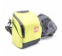 Kameros dėklas, maišelis - poliesteris, žalia - 155 x 125 x 100 mm (800109371)