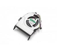 CPU ventiliatorius nešiojamajam kompiuteriui Asus K55, K55D  ir kitiems 4 kontaktų(800115914)