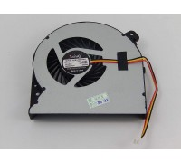 CPU ventiliatorius nešiojamajam kompiuteriui Asus K55  ir kitiems 3 kontaktų(800114372)