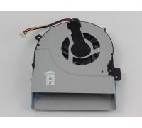 CPU ventiliatorius nešiojamajam kompiuteriui Asus K55  ir kitiems 4 kontaktų(800114371)