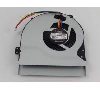 CPU ventiliatorius nešiojamajam kompiuteriui Asus X450, X550  ir kitiems 4 kontaktų(800114367)