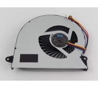 CPU ventiliatorius nešiojamajam kompiuteriui Asus U31, U31J  ir kitiems 4 kontaktų(800114366)