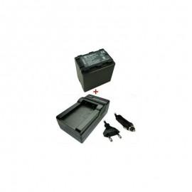 Kroviklis + Baterija PANASONIC VBK-360 VBK360 3,7V 3580mAh / 13,2Wh (AK130)TR