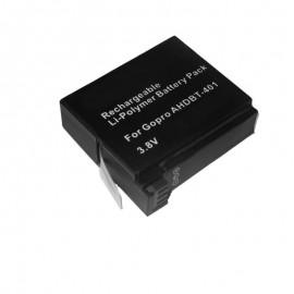 AHDBT-401 GOPRO Hero4 4,35V 1160mAh / 5Wh (AK206)TR