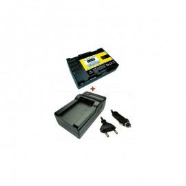 Kroviklis + Baterija PANASONIC DMW-BLF19 7,4V 1860mAh / 13,8Wh (AK198)TR
