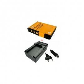 Baterija 1000mAh/3,7V + Kroviklis KYOCERA / KODAK KLIC-7002 (TR)