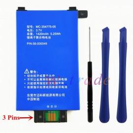 "58-000049 Amazon Kindle 1420mAh PaperWhite 2 2nd Gen 6"" 2013 MC-354775-05 (WTRADE)"