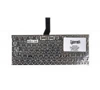 Klaviatūra Apple MacBook Air 13 A1369 A1466 2011-2015 išdėstymas klasikinis PL (5902719420443)