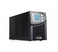 Green Cell, 1000VA (900W) nepertraukiamo maitinimo šaltinis (ups)  Online RTII (5902701419769)