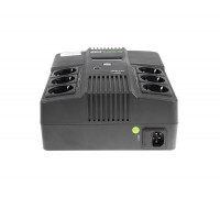 Green Cell, 800VA (480W) nepertraukiamo maitinimo šaltinis (ups) Linijinis interaktyvus AVR (5902701419738)