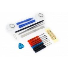 18 dalių įrankių rinkinys, skirtas atidaryti išmanųjį telefoną, planšetinį kompiuterį, nešiojamąjį kompiuterį ir kt (800109843)