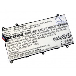 4000mAh Samsung Galaxy Tab P3100 P3110 (TRSP4960C3B)UKVHBW