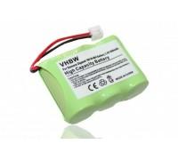 Philips Aleor 3,C39453-Z5-C193 / HSC22  600mAh Ni-MH(800101439)