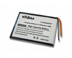 Philips GoGear Muse BA504457SP  3,7V 1400mAh Li-Polymer(800104195)