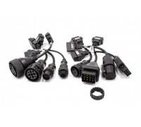 Adapteris OBD1 - OBD2 skirtas sunkvežimiams (Volvo, Renault, MAN, Mercedes, Iveco ir kt.)  (800115919)