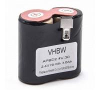 Black & Decker HC410  2.4V, NI-MH, 3000mAh  (800108853)