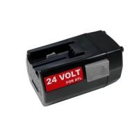 AEG  24V 3300MAH AEG MILWAUKEE MXS24 SDS+ PLUS HAMMER DRILL(TR66568)