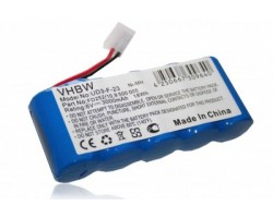 Bosch Somfy K8, K10  6V, NI-MH, 3000mAh (800103206)
