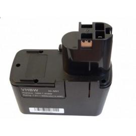Bosch  PSR7,2VES PSR7,2VES-2 GSR 7,2 VE-2 VES-2  7.2V, NI-MH, 2000mAh (VHBW800109107)
