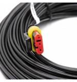 """20m žemos įtampos kabelis skirtas """"Husqvarna Automower 440"""", pavyzdžiui, 588 76 50-04 (888101384)"""