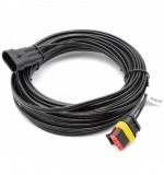 """10m žemos įtampos kabelis skirtas """"Husqvarna Automower 440"""", pavyzdžiui, 588 76 50-05 (888101383)"""