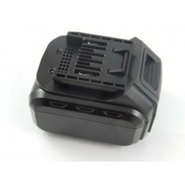 INTENSILO 12V 5000MAH LI-ION  LUX-TOOLS ABS-12-LI A  ABS12LI (VHBW800113279)