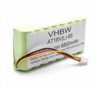 Husqvarna Automower 320, 330x, 420  18V, Li-Ion, 6800mAh (800116258)