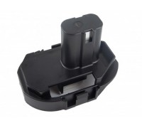 """Akumuliatoriaus adapteris """"Makita"""" 18 V ličio baterijai ant 18 V  Ni-MH arba NI-CD akumuliatorių (800112306)"""