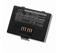 Unitech PA550 1400-900008G, 3,7V 2200mAh.(888200524)