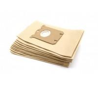 10x dulkių siurblio popieriniai maišeliai, tinkamas Philips HR6999 S-Bag ir kitiems (800116102)
