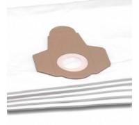 5x dulkių siurblių krepšiai Einhell VM1220S ir kitiems (800117810)