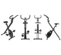 MALATEC Stacionarus dviratis-magnetinis sulankstomas treniruoklis iki 100 kg svoriui (8644)