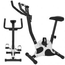 MALATEC Stacionarus dviratis treniruoklis su kompiuteriu  iki 100 kg svoriui (8999)